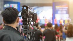 イベントや発表会の取材